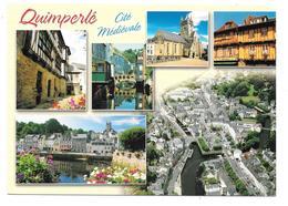 29 - Quimperlé - Cité Médiévale - Multivues - Ed. YCA - Quimperlé