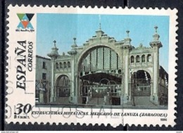 Spain 1996 - World Congress Of Architecture - 1931-Hoy: 2ª República - ... Juan Carlos I
