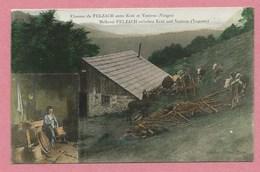 68 - Hautes Vosges - Près KRUTH Et VENTRON - Chaume Du FELZACH - Melkerei - Ferme - Auberge - Fabrication Fromage - Zonder Classificatie