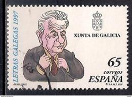 Spain 1997 - Galician Literature Day - 1931-Hoy: 2ª República - ... Juan Carlos I