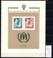 1960 -  CILE -  Mi. Nr.  BF 573/574 - NH - (AS2302.3) - Cile