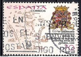 Spain 1998 - The 400th Anniversary Of The Founding Of New Mexico - 1931-Hoy: 2ª República - ... Juan Carlos I