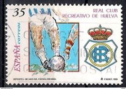 Spain 1999 - The 110th Anniversary Of The Real Club Recreativo De Huelva - 1931-Hoy: 2ª República - ... Juan Carlos I