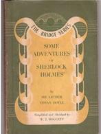 1953SOME ADVENTURES OF SHERLOCK HOLMES - Novelas