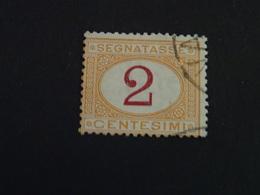 ITALIE 1870 Taxe  A Identifier - Impuestos