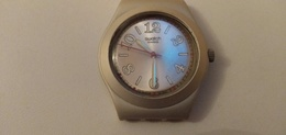 MONTRE QUARTZ ANCIENNE '' SWATCH IRONY''-MADE IN SWISS- - Montres Anciennes