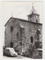 NO167 - MARCOUX - Eglise Romane - Voiture Ancienne CITROEN - France