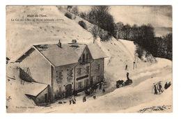70 HAUTE SAONE - HAUT DU THEM Le Col Des Croix En Hiver - France