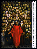 Poland 2019 Fi 4977 Mi 5127 Blessed Polish 108 Martyrs - Nuevos
