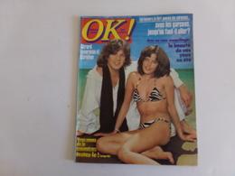 "Revue "" Ok Age Tendre "" N° 135, 1978, Serge Lama, Henri Salvador, Sheila,... - People"