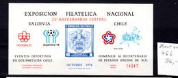 1976 -  CILE -  Mi. Nr.  BF 24 - NH - (AS2302.2) - Cile