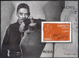 Spain 2000 - International Philatelic Exhibition ESPANA 2000, Madrid - Jesús Del Pozo - 1931-Hoy: 2ª República - ... Juan Carlos I