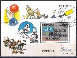 Spain 2000 - International Philatelic Exhibition ESPANA 2000, Madrid - Prensa Española - 1931-Hoy: 2ª República - ... Juan Carlos I