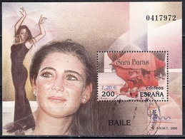 Spain 2000 - International Philatelic Exhibition ESPANA 2000, Madrid - Sara Bara - 1931-Hoy: 2ª República - ... Juan Carlos I