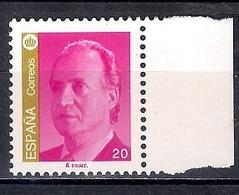 Spain 2000 - King Juan Carlos I - New Value   MINT - 1931-Hoy: 2ª República - ... Juan Carlos I