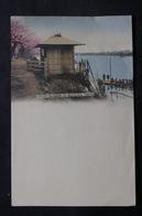 VIEUX PAPIERS - Document Double Partie , Illustration De Tokyo - L 34052 - Old Paper