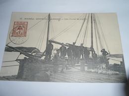 C.P.A.- Nouvelle Calédonie - Nouméa - Côtre Watchal Des Loyalties - 1921 - SUP (BV 85) - Nouvelle Calédonie