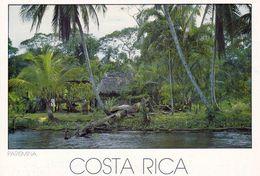 1 AK Costa Rica * Ansicht Von Parismina - Ein Ort In Der Provinz Limón * - Costa Rica
