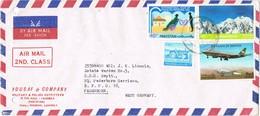 33299. Carta Aerea LAHORE (Pakistan) 1982 To Germany - Pakistán