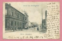 67 - GRUSS Aus SCHILTIGHEIM - Mairie - Wehrgasse - Voir état - Schiltigheim