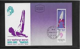 Thème Gymnastique - Jeux Olympiques - Sports - Carte Maximum - Gymnastik