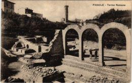 CPA Fiesole Terme Romane ITALY (803011) - Italia