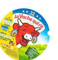 Étiquette De Boîte 32 Portions : La Vache Qui Rit. (Voir Commentaires) - Kaas