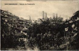 CPM San Gimignano Veduta Da Fontanella ITALY (803023) - Italia