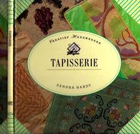 TAPISSERIE Creatief Handwerken 93blz BRODERIE NAALDWERK KRUISSTEEK KANTWERK BORDUREN HOBBY GEBORDUURD Genre DMC Z268 - Stickarbeiten