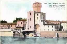 CPA Pisa La Cittadella ITALY (803156) - Pisa