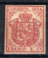 España Nº 33. Año 1854 - Nuevos