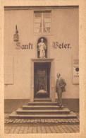 """DEUTSCHLAND Allemagne ( Bad Neuenahr-Ahweiler ) WALPORZHEIM A. D. Ahr - Weingut U. Gasthof """" SANKT PETER """" Germany - Bad Neuenahr-Ahrweiler"""