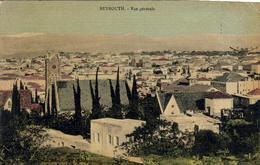LIBAN  BEYROUTH  Vue Générale - Lebanon