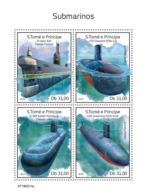 Sao Tome 2019 Submarines   S201903 - Sao Tome And Principe