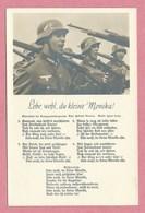 Guerre 39/45 - Lebe Wohl, Du Kleine Monika - Lied - Soldats Allemands - Wehrmacht - Guerre 1939-45
