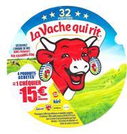 Étiquette De Boîte 32 Portions : La Vache Qui Rit. (Voir Commentaires) - Käse