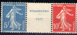 Francia Nº 241/2. Año 1927 - Francia