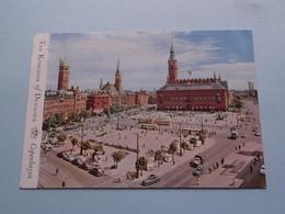 The Kingdom Of Denmark > COPENHAGEN The Town Hall Square ( Gronlund's ) Anno 1968 ( Zie / Voir Photo ) ! - Danemark