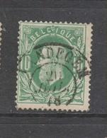 COB 30 Oblitération Centrale Double Cercle LANDEGEM - 1869-1883 Léopold II