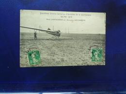 1910 REIMS 1910 RENE LABOUCHERE SUR MONPLAN ANTOINETTE  BON ETAT - Aviateurs