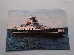 HALS - EGENSE The Ferry ( Hals Boghandel ) Anno 1977 ( Zie / Voir Photo ) ! - Danemark