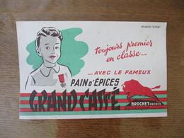 BROCHET FRERES BESANCON PAIN D'EPICES GRAND CASSE - Gingerbread