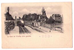 5214 - Vtroflay ( 78 ) - La Gare De Viroflay ( Rive Gauche ) - édit. Trianon N°933 - - Viroflay