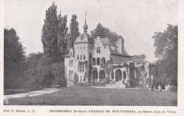Brusseghem - Brabant - Château De Wolvendael Au Baron Léon De Viron - Pas Circulé - Animée - TBE - Merchtem - Merchtem