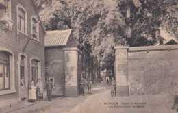 Hemiksem - Hemixem - Dépot St-Bernard - Les Pontonniers Du Génie - Circulé - Animée - TBE - Hemiksem