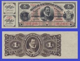 Chile 1 Pesos 1878 - Chili