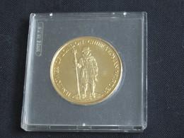 Médaille Anglaise à Identifier -H.M TOWER OF LONDON - CHIEF YEOMAN WARDER -  **** EN ACHAT IMMÉDIAT **** - Royaux/De Noblesse