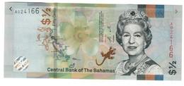Bahmas 1/2 Dollar 2019 - Bahamas