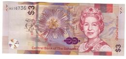 Bahmas 3 Dollars 2019 - Bahamas