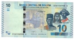 Bolivia 10 Bolivianos 2018 - Bolivia